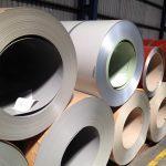 Galvanized Prepainted Industrial Coils