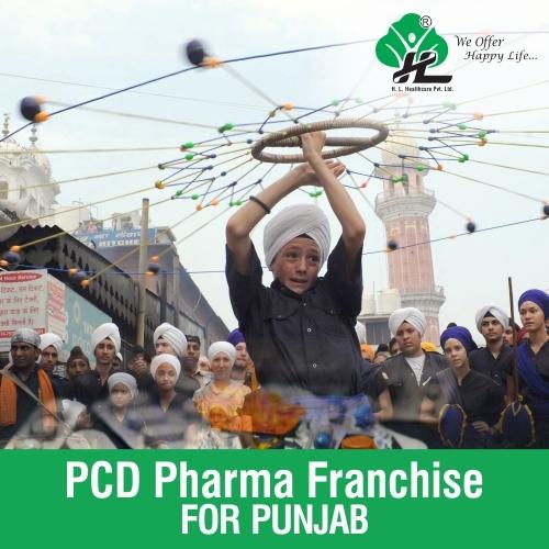 PCD Pharma Franchise For Punjab