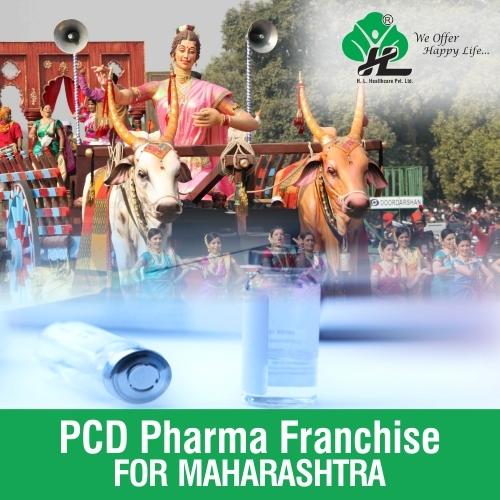PCD Pharma Franchise Service for Maharashtra