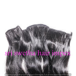 Weft Hair in  Pammal