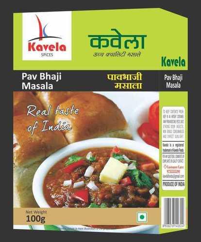 Pav Bhaji Masala 100Gm
