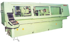 CNC Internal and Face Grinding Machine