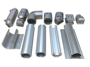 Aluminium Alloy Pipes and Tubes