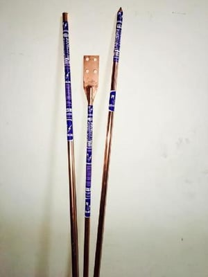 Copper Metal Bonded Earth Rods