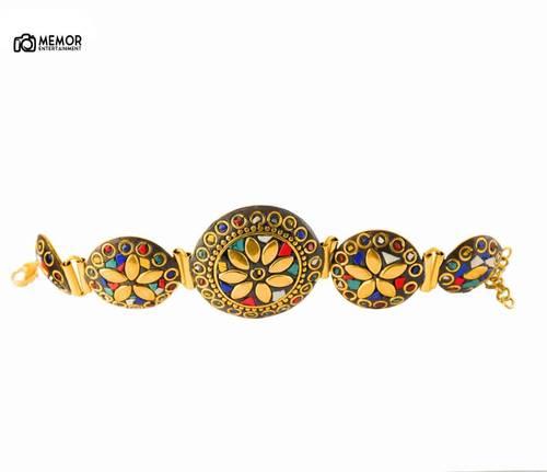 Jaipuri Stoned Bracelet
