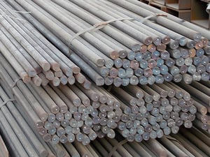 Mild Steel and Ship Building Round Bars