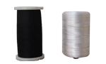 Spun Polyester Grey Or Black Dyed Hose Yarns