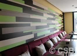 Commercial Vinyl Wall Graphic Service