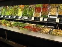 Fruit Cooling Counter