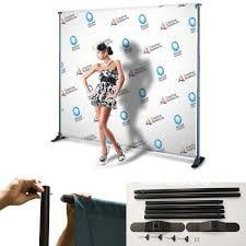 Reliable Pop Up Backdrop Stand