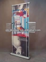 Reliable Rotating Roll Up Stands