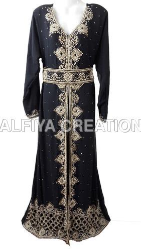 Takchita Moroccan Wedding Kaftan Dress in  Powai
