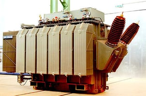 Superior Finish Traction Distribution Transformers