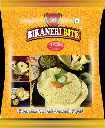 Bikaneri Bite Channa Papad