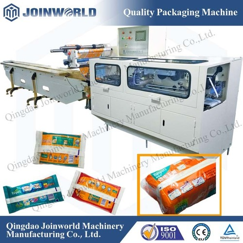 Napkin Packaging Machine