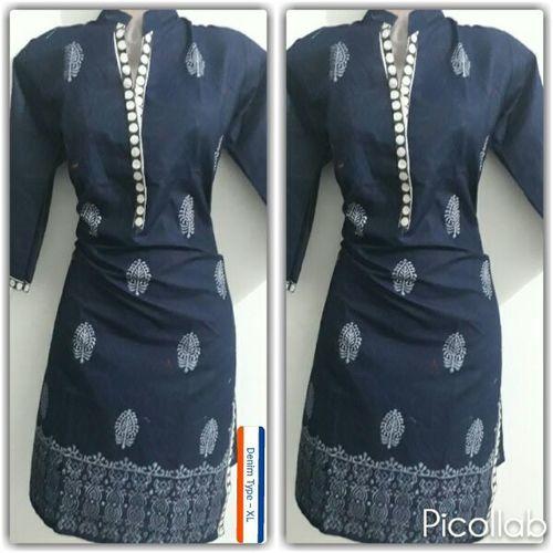 Printed Design Ladies Kurti