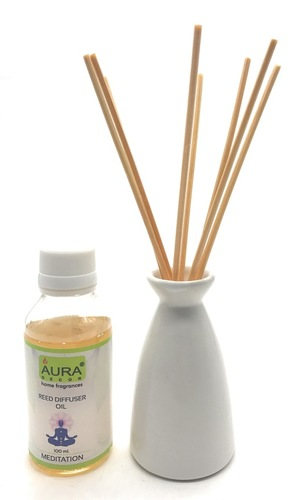 Reed Diffuser Set Big in  New Area