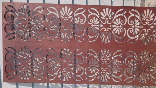 Metal Cutting Gates