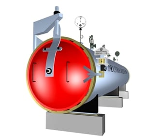 Autoclaves With Quick Closing Doors