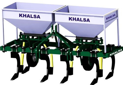Agricultural Fertilizer Applicator