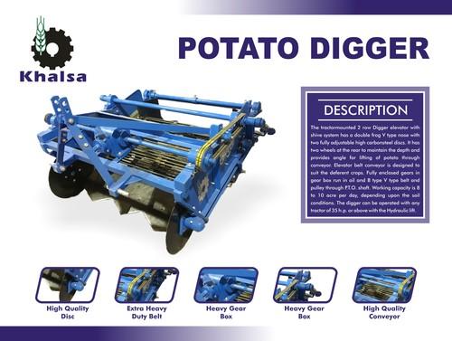 Top Quality Potato Digger