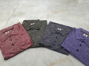 Collar Polyester T Shirts
