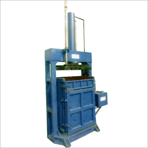 Metal Scrap Baling Press in  Ambernath
