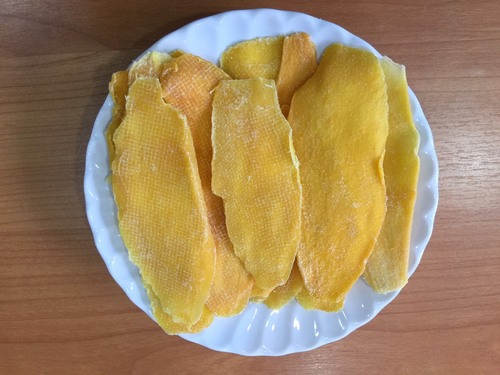 Soft Dried Mango