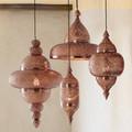Golden Moraccan Lamp in  New Area