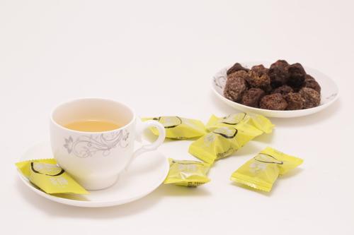 Candied Tea Plum in   Economic Development Zone of Jiayu County