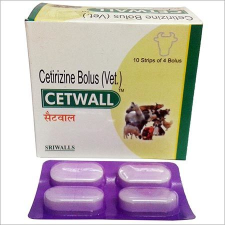Animal Cetwall Tablets