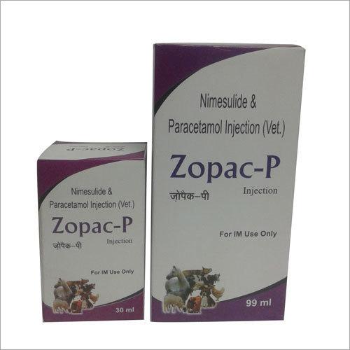 Zopac-P Injection in   Dehradun Road