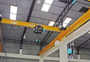 Hand Operated Transport (Hot) Cranes