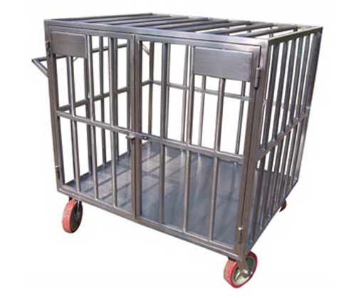 Pharma Cage Trolleys