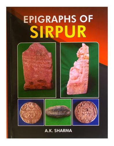Epigraphs Of Sirpur Educational Books