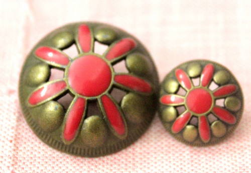 Metal Suit Buttons