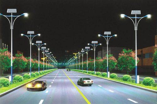 Solar Led Street Lights in   District Kamrup