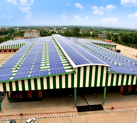 Rooftop Solar Power System in   Margao