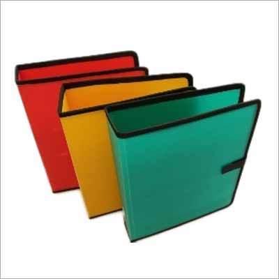 Colored Rigid Office Folders