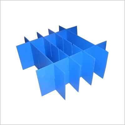 Plastic Partition Flute Board