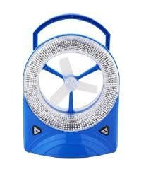 Stylish Rechargeable Fan With Power Full LED