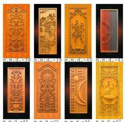 Decorative Door Skin Paper Print