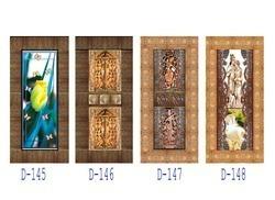 Laminated Digital Door Skin Paper
