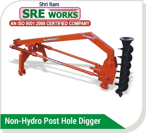 Non Hydro Post Hole Digger