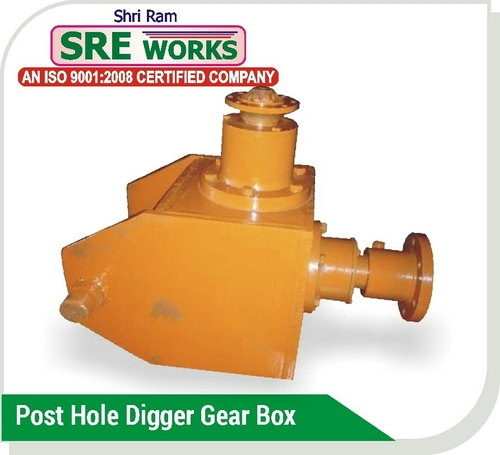 Post Hole Digger Gear Boxes
