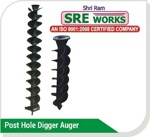 Post Hole Soil Digger Augger