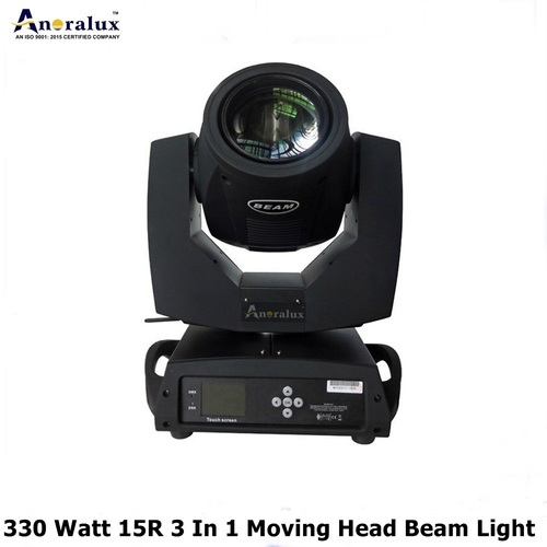 330w 15r 3 In 1 Moving Head Beam Light