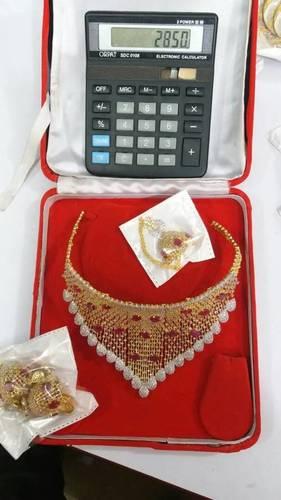 Ethnic Bridal Necklace Set