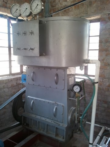 Small Biogas Compressor