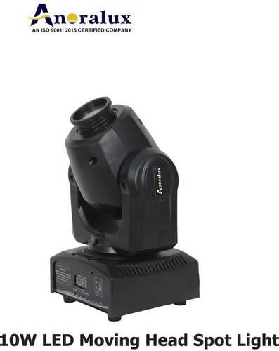 10w Led Moving Head Spot Light